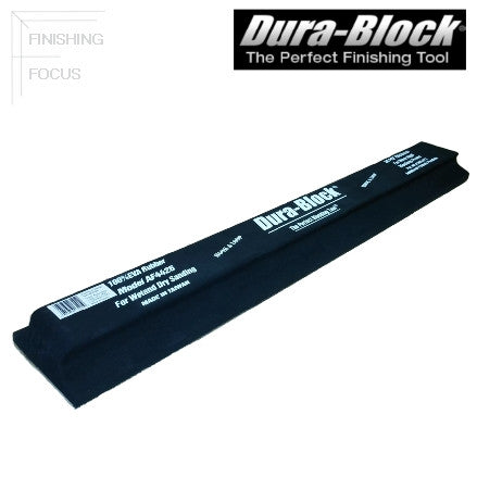 "Dura-Block 30"" Hook & Loop Wide Sanding Block, AF4426"