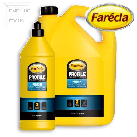 Farecla Profile Finish Liquid Compound