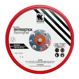 "Indasa Rhynostick 6"" Solid PSA Low Profile Backup Pad, 6003"