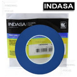 "Indasa Blue Fine Line Tape, 3mm (1/8""), 570968"