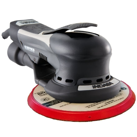 "Indasa Electric 6"" Vacuum Ready Sander, 3/16"" Orbit, 579541"