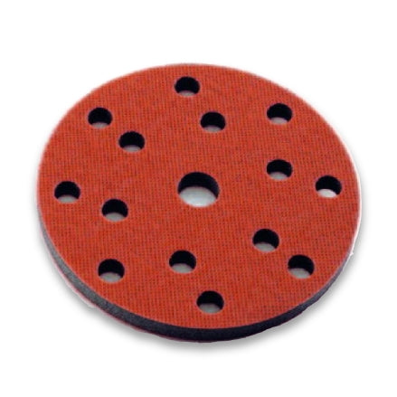 "Indasa 6"" 15-Hole Foam Interface Pad, 363485"