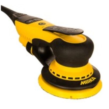 "Mirka DEROS 5"" Electric Sander 550XCV 5mm, Vacuum-Ready, MID55020CAUS"