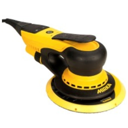 "Mirka DEROS 6"" Electric Sander 650XCV 5mm, Vacuum-Ready, MID65020CAUS"