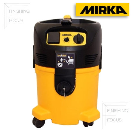 Mirka MV-912 Portable Vacuum Dust Extractor