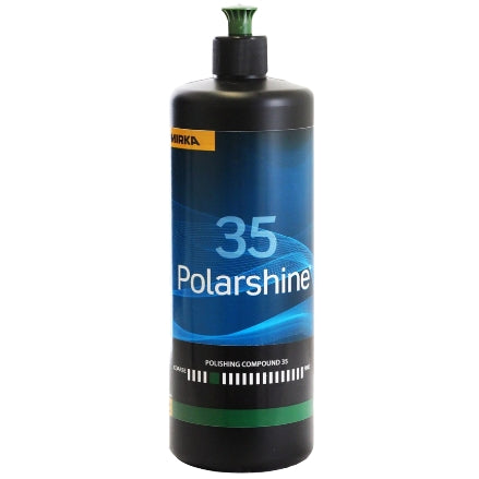 Mirka Polarshine 35 Coarse Compound, 1 Liter, PC35-1L