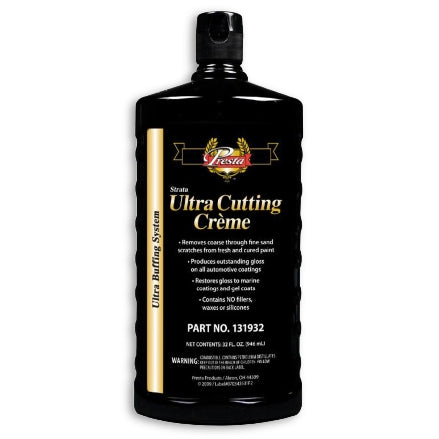 Presta Ultra-Cutting Creme, 32 Oz, 131932