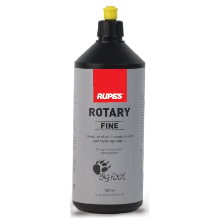 RUPES Rotary Fine Polishing Compound, 1000ml, 9.BRFINE