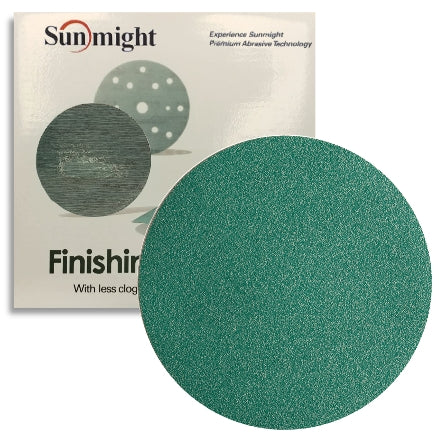 "Sunmight 6"" Film Solid Grip Sanding Discs"