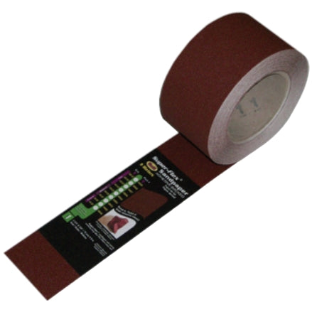 "Super-Flex 2.75"" Dry Cloth PSA Sanding Rolls"