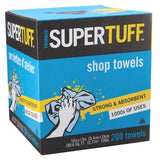 Trimaco SuperTuff™ Shop Towels, 200 Count, 10220