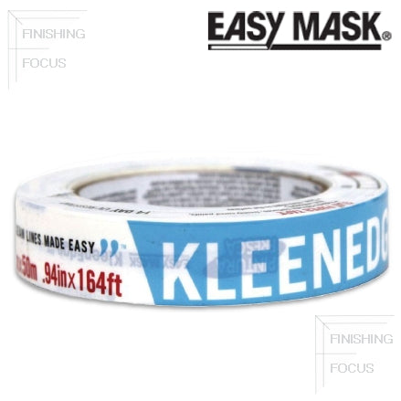 Easy Mask Kleenedge Low Tack Masking Tape, 24mm, 591260