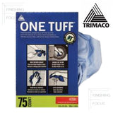 Trimaco One Tuff Dupont Sontara Wiping Cloths, 75 Count, 84075