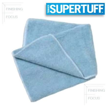 Trimaco SuperTuff™ Microfiber Cloth Wipers, 12-Pack, 10829
