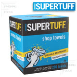 Trimaco SuperTuff Shop Towels, 200 Count, 10220
