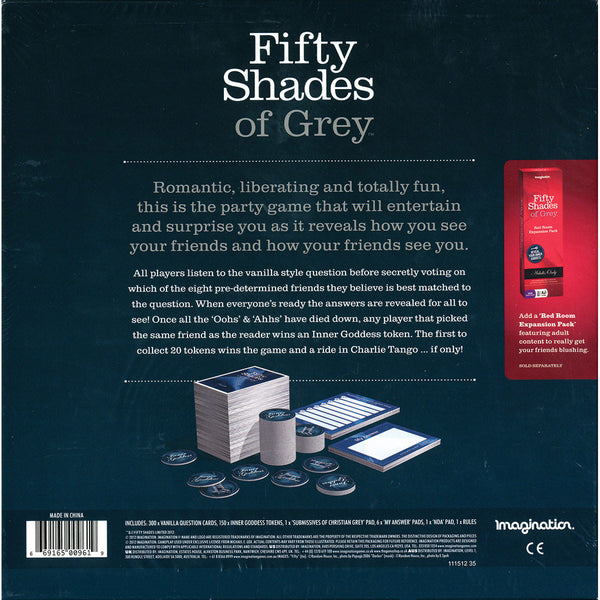 Fifty Shades of Grey Game