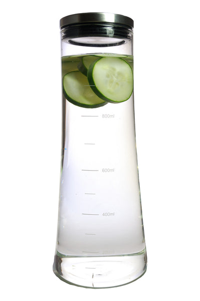 Beaker 1-Liter Glass Carafe/Decanter
