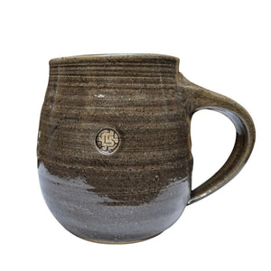 "Ceramic ""Stone"" Handmade Coffee Mug"