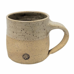 "Ceramic ""Lenca"" Handmade Coffee Mug"