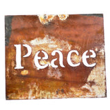 Rustic Metal Decor - Clearance Products