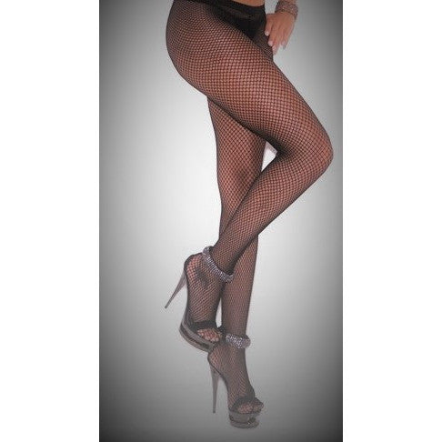 Fishnet with Rhinestone