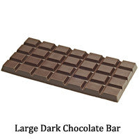 Large Belgian Chocolate Bar