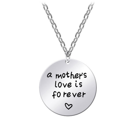 A Mother's Love Forever Pendant