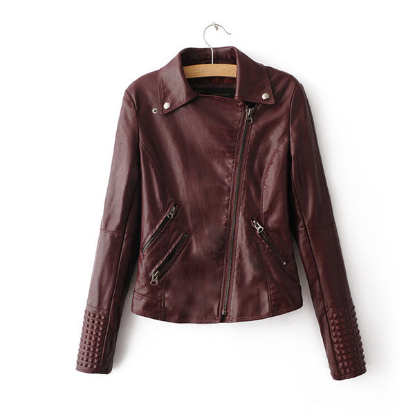 Queen of Boheme Martini Motorcycle Jacket