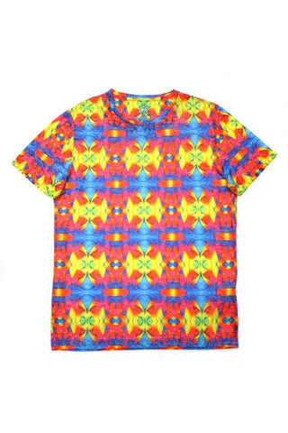 PRINTED MULTI COLORS T-SHIRT #1603