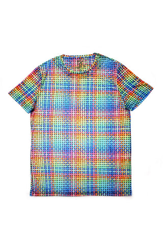 PRINTED COLORFUL T-SHIRT #1640