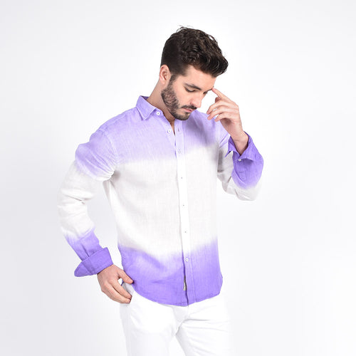 Lilac Ombre` Shirt