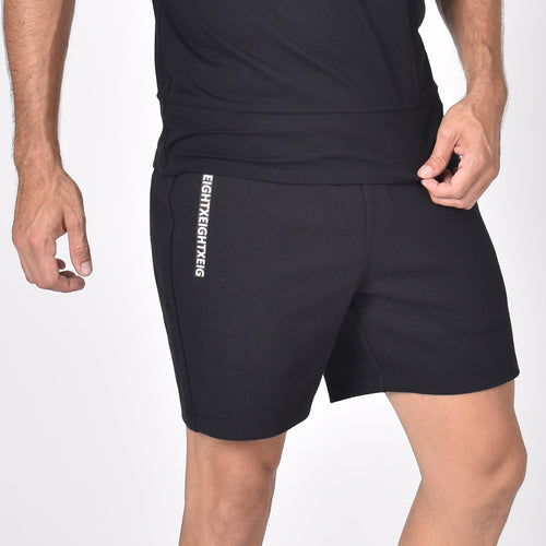 Shorts Eight X Design Pocket With EX Silicone Logo Print Short