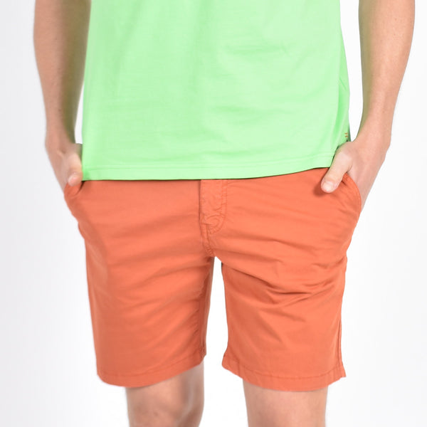 Terra Slim Fit Chino Shorts