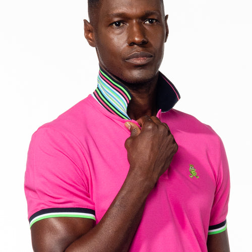 Bruno Polo- Fuchsia