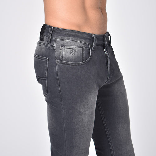 Light Black Slim Fit Jeans