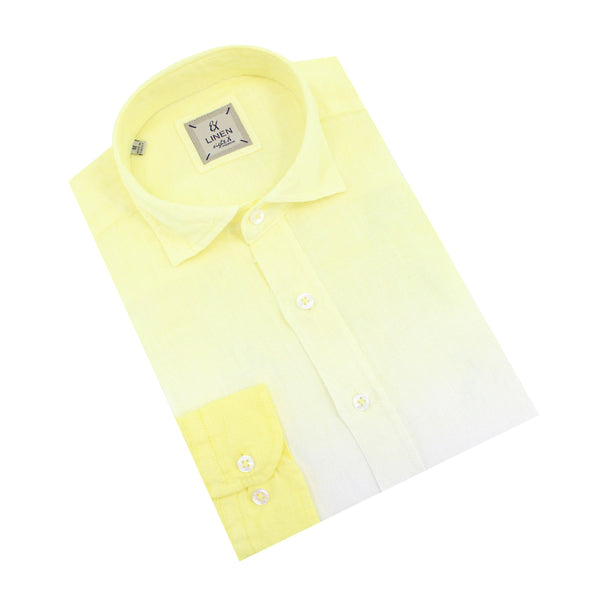 Yellow Ombré Shirt