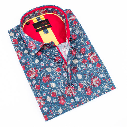 Cherry Pie Short Sleeve Shirt