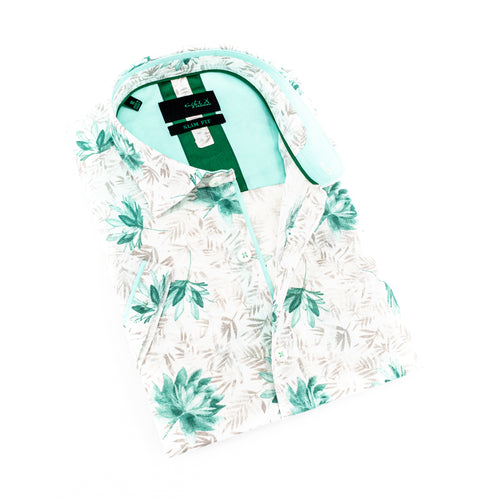 Mint Breeze Short Sleeve