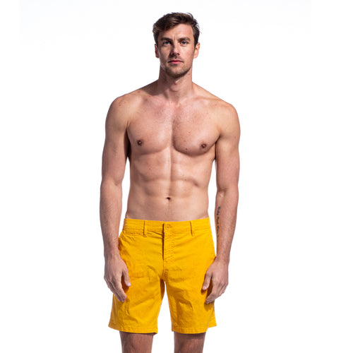 The Carlo Short - Yellow