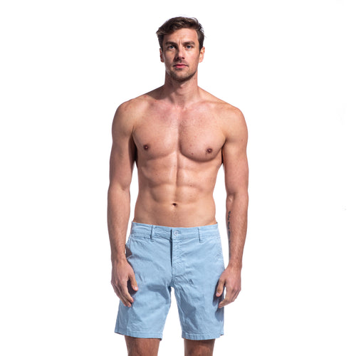 The Carlo Short - Blue