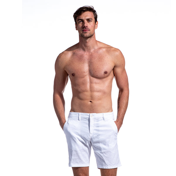 The Carlo Short - White