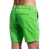 Green Ex Frog Shorts