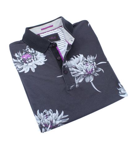 In Bloom Lilac Polo