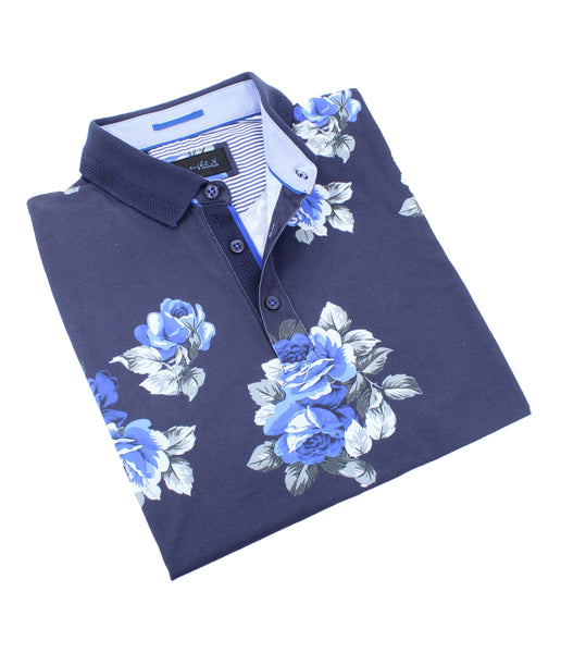 Blue Rose Polo