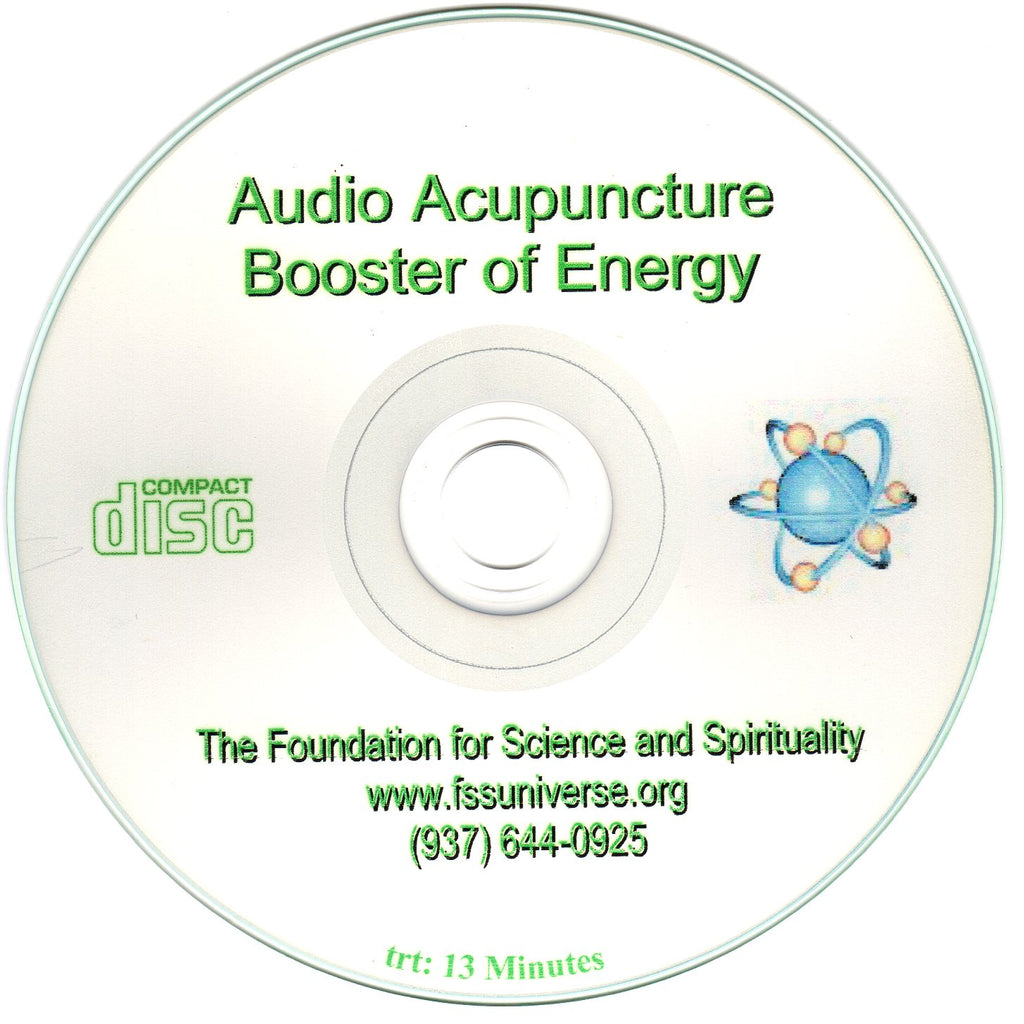 booster of energy CD