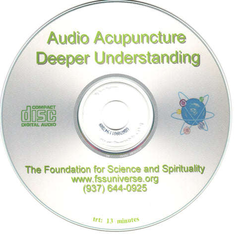 deeper understanding energy audio CD