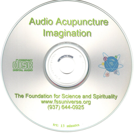 imagination energy audio CD