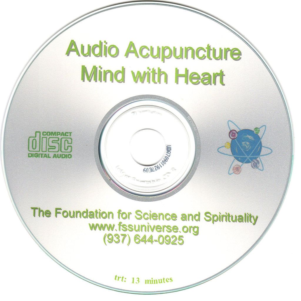 mind with heart energy audio CD