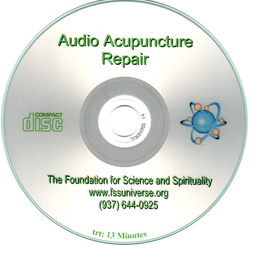 repair energy audio CD