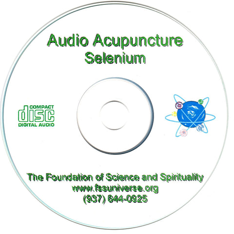 selenium energy audio CD